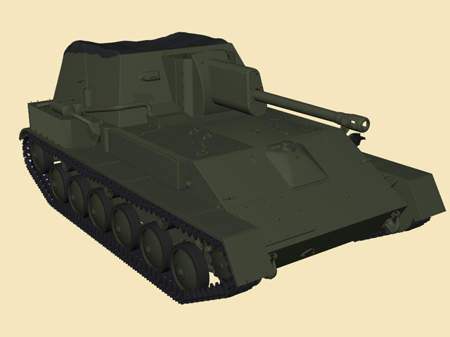 СУ-76М